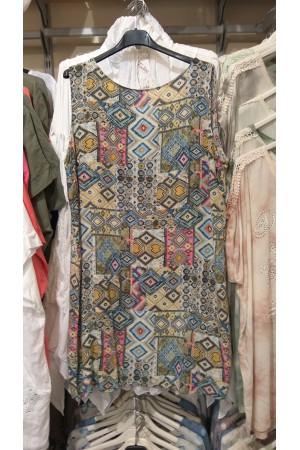 Sukienka etno g76