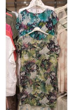 Sukienka etno g81