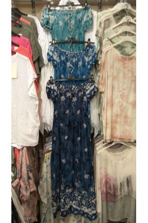 Sukienka etno g82