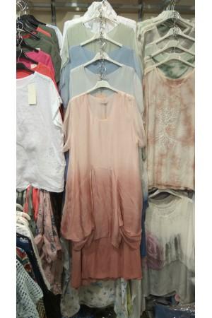 Sukienka jedwabna G88