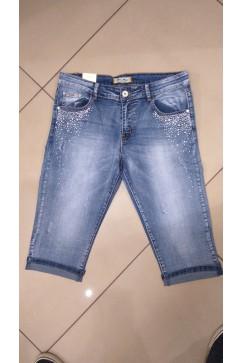 Spodenki jeansowe G100
