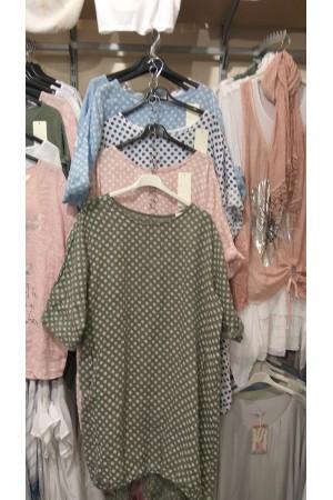 Sukienka lniana g115