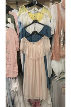 Sukienka jedwabna G117