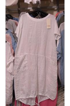 Sukienka lnianana g164